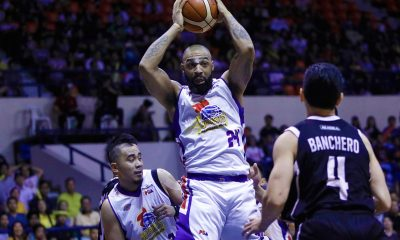 Tiebreaker Times Romeo Travis grateful to Magnolia for making return worth it Basketball News PBA  Romeo Travis PBA Season 43 Magnolia Hotshots 2018 PBA Governors Cup