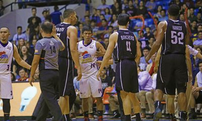 Tiebreaker Times Mike Harris would love to return to Alaska as 'taunt' from Magnolia fired him up Basketball News PBA  PBA Season 43 Mike Harris Alaska Aces 2018 PBA Governors Cup