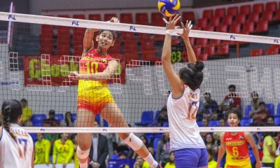 Tiebreaker Times F2 Logistics avenges first round defeat, sweeps Generika-Ayala News PSL Volleyball  Sherwin Meneses Ramil De Jesus Majoy Baron Kim Fajardo Generika-Ayala Lifesavers Fiolla Ceballos F2 Logistics Cargo Movers Dawn Macandili Cha Cruz-Behag Angeli Araneta 2018 PSL Season 2018 PSL All Filipino Conference