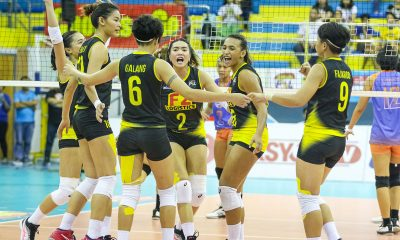 Tiebreaker Times F2 Logistics overwhelms Generika-Ayala, barges into Finals News PSL Volleyball  Sherwin Meneses Ramil De Jesus Generika-Ayala Livesavers F2 Logistics Cargo Movers 2018 PSL Season 2018 PSL All Filipino Conference