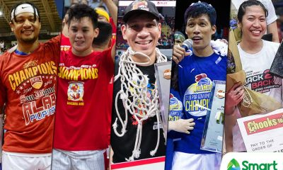 Tiebreaker Times 2018 was the year of the San Miguel Corporation Basketball News PBA PSL Volleyball  San Miguel Beermen Petron Blaze Spikers PBA Season 43 Barangay Ginebra San Miguel Alfrancis Chua 2018 PSL Season 2018 PSL Grand Prix 2018 PSL All Filipino Conference 2018 PBA Philippine Cup 2018 PBA Governors Cup 2018 PBA Commissioners Cup 2017-18 ABL Season