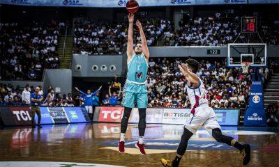 Tiebreaker Times Alexandr Zhigulin finally gets one on Philippines 2019 FIBA World Cup Qualifiers Basketball News  Kazakhstan (Basketball) Alexandr Zhigulin 2019 FIBA World Cup Qualifiers