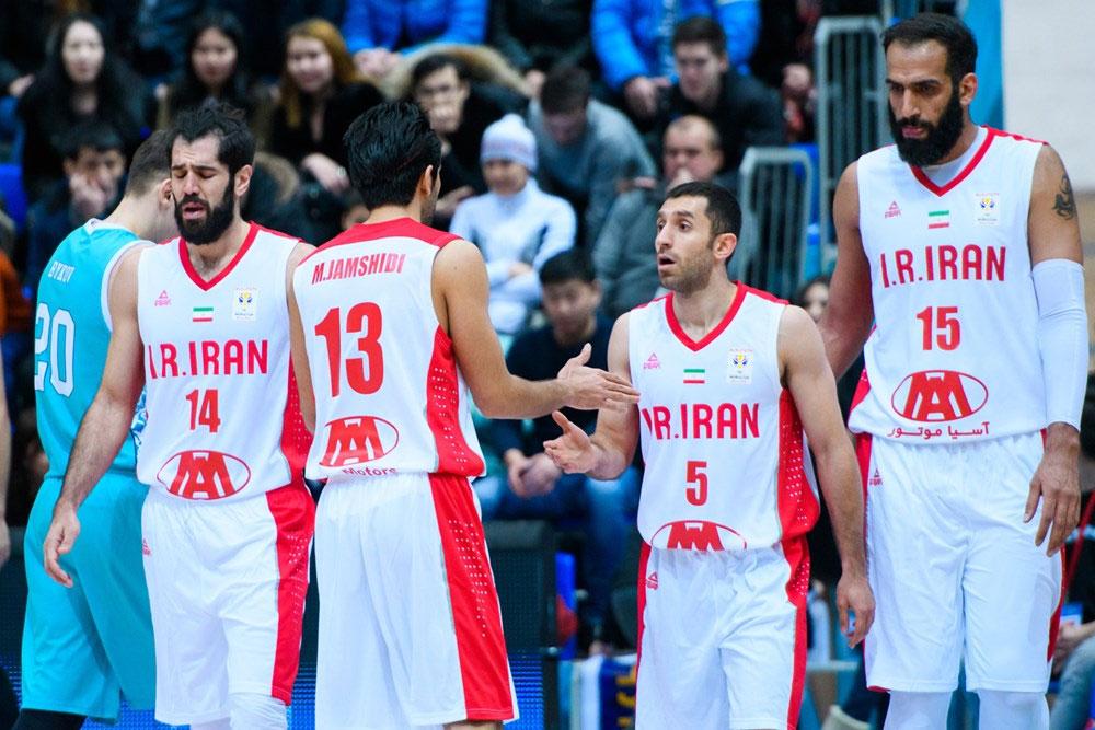Hamed Haddadi, Nikkah Bahrami out of Iran lineup