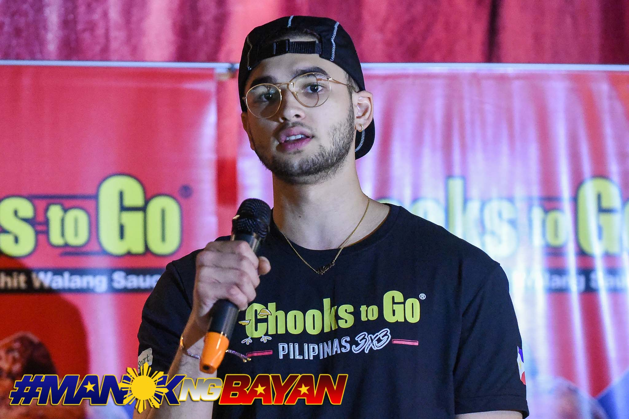Tiebreaker Times Kobe Paras to join Chooks-to-Go, SBP in attempt to break world record 3x3 Basketball Chooks-to-Go Pilipinas 3x3 News  Ronald Mascarinas Kobe Paras 2019 Chooks-to-Go Pilipinas 3x3 Season