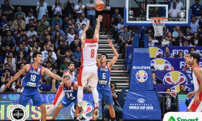 Tiebreaker Times Scottie Thompson charges late game collapse to experience 2019 FIBA World Cup Qualifiers Basketball Gilas Pilipinas News  Scottie Thompson Gilas Elite 2019 FIBA World Cup Qualifiers
