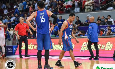 Tiebreaker Times Jayson Castro's Gilas status in limbo due to 'personal priorities' 2019 FIBA World Cup Qualifiers Basketball Gilas Pilipinas News  Yeng Guiao Jayson Castro Gilas Pilipinas Men 2019 FIBA World Cup