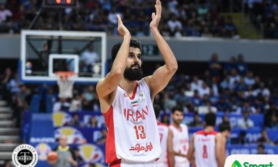 Tiebreaker Times Jamshidi proud of depleted Iran's character with big win over Gilas 2019 FIBA World Cup Qualifiers Basketball Gilas Pilipinas News  Mohammad Jamshidi Iran (Basketball) 2019 FIBA World Cup Qualifiers