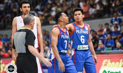 Tiebreaker Times Scottie Thompson says giving way to other Gilas guards was his way of helping the team 2019 FIBA World Cup Qualifiers Basketball Gilas Pilipinas News  Scottie Thompson Gilas Pilipinas Men 2019 FIBA World Cup