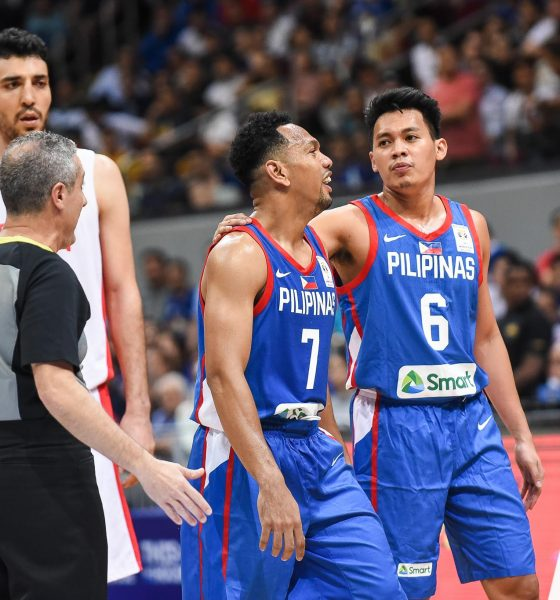 Tiebreaker Times Gilas' road to World Cup becomes tougher 2019 FIBA World Cup Qualifiers Basketball Gilas Pilipinas News  Gilas Elite 2019 FIBA World Cup Qualifiers