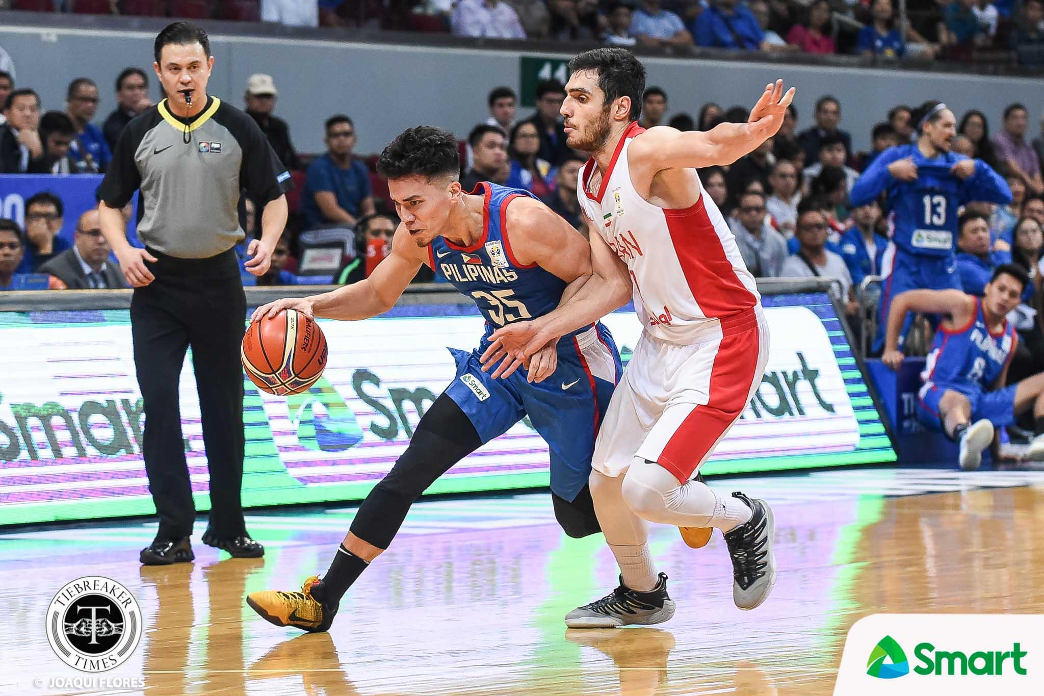 FIBA-WCQ-Gilas-vs.-Iran-Wright-3798 Hoop Nut: Pogoy vs Wright is the next great PBA rivalry Bandwagon Wire Basketball PBA  - philippine sports news