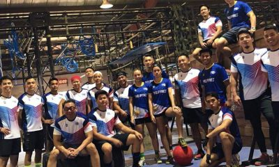 Tiebreaker Times Team Pilipinas' Obstacle Sports squad to train in US 2019 SEA Games News Obstacle Sports  Pilipinas Obstacle Sports Federation Al Agra 2019 SEA Games - Obstacle Sports