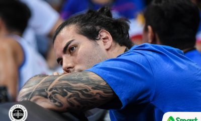 Tiebreaker Times Standhardinger vows to NorthPort: 'I'll get back to the Christian I was' Basketball News PBA  PBA Season 44 Northport Batang Pier Christian Standhardinger 2019 PBA Governors Cup