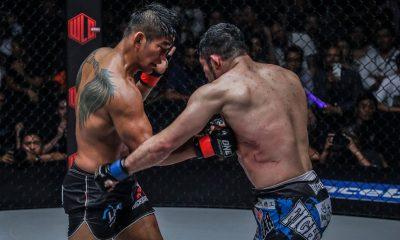 Tiebreaker Times Aung La N Sang-Ken Hasegawa bout tops ONE's 2018 list Mixed Martial Arts News ONE Championship  ONE: Spirit of a Warrior Ken Hasegawa Aung La N Sang