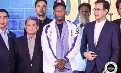 Tiebreaker Times CJ Perez ready to turn Columbian's fortune around Basketball News PBA  PBA Season 44 Columbian Dyip CJ Perez 2018 PBA Draft