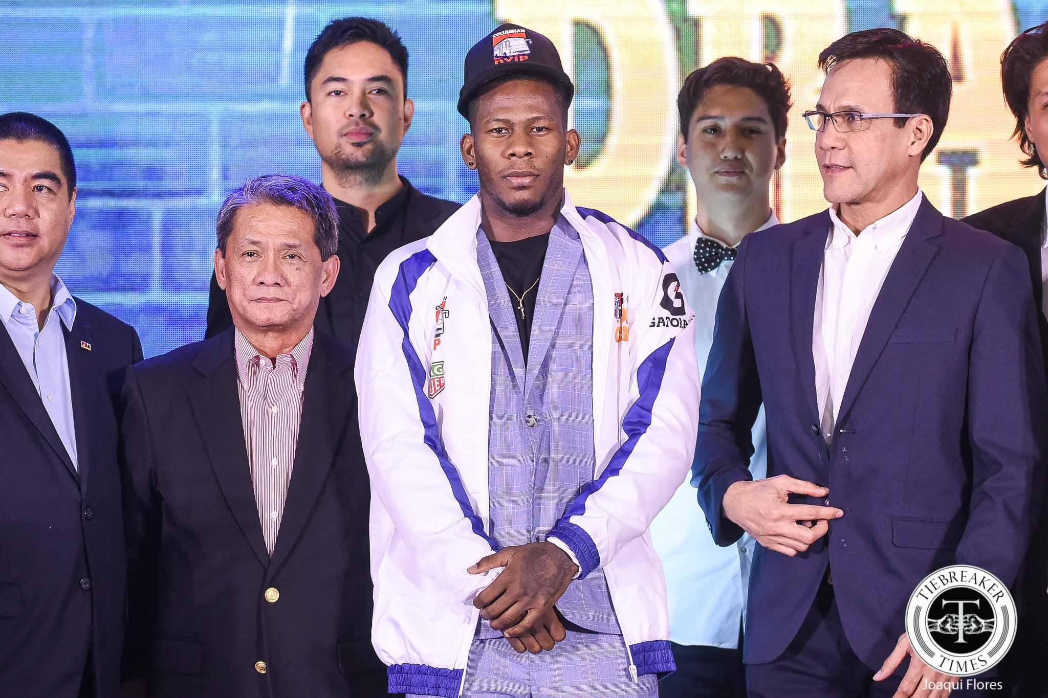 PBA-Draft-CJ-Perez-8796 Perez proposal to SMB follows same formula as Standhardinger trade of 2017 Basketball News PBA  - philippine sports news