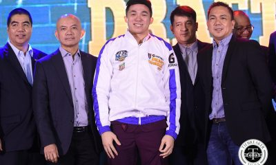 Tiebreaker Times Paul Desiderio shocked after 'unexpected' 4th overall selection Basketball News PBA  Yeng Guiao PBA Season 44 Paul Desiderio NLEX Road Warriors 2018 PBA Draft