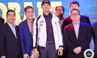 Tiebreaker Times Jorey Napoles proves that non-UAAP/NCAA cagers can still be drafted Basketball News PBA  Phoenix Fuel Masters PBA Season 44 Jorey Napoles 2018 PBA Draft