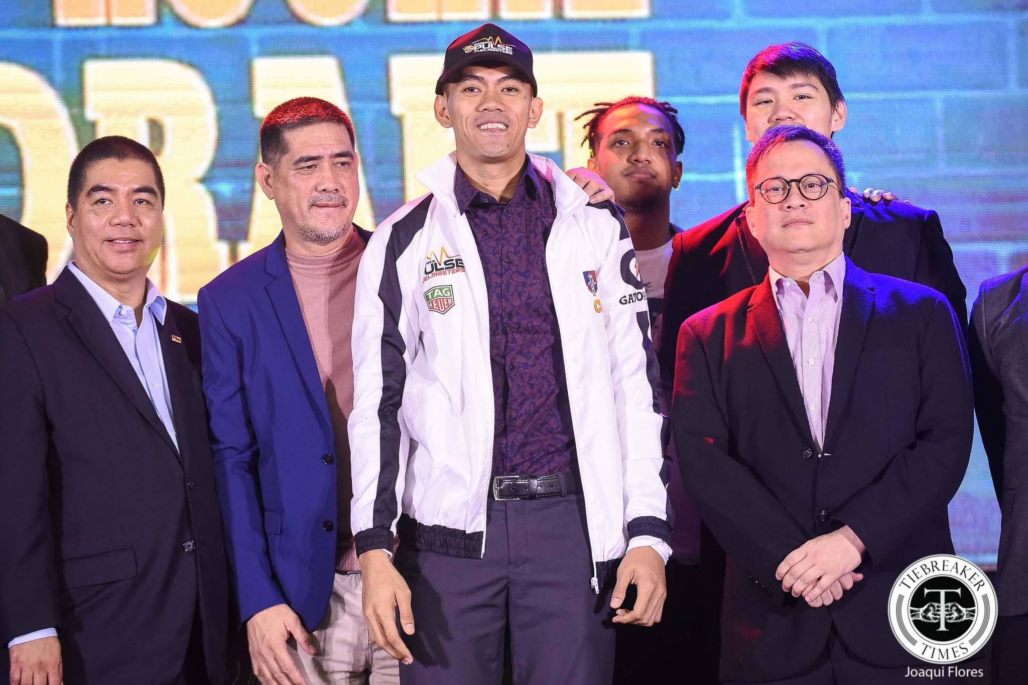 PBA-Draft-Napoles-8964 Change in PBA Draft leads to entertaining event Basketball News PBA  - philippine sports news
