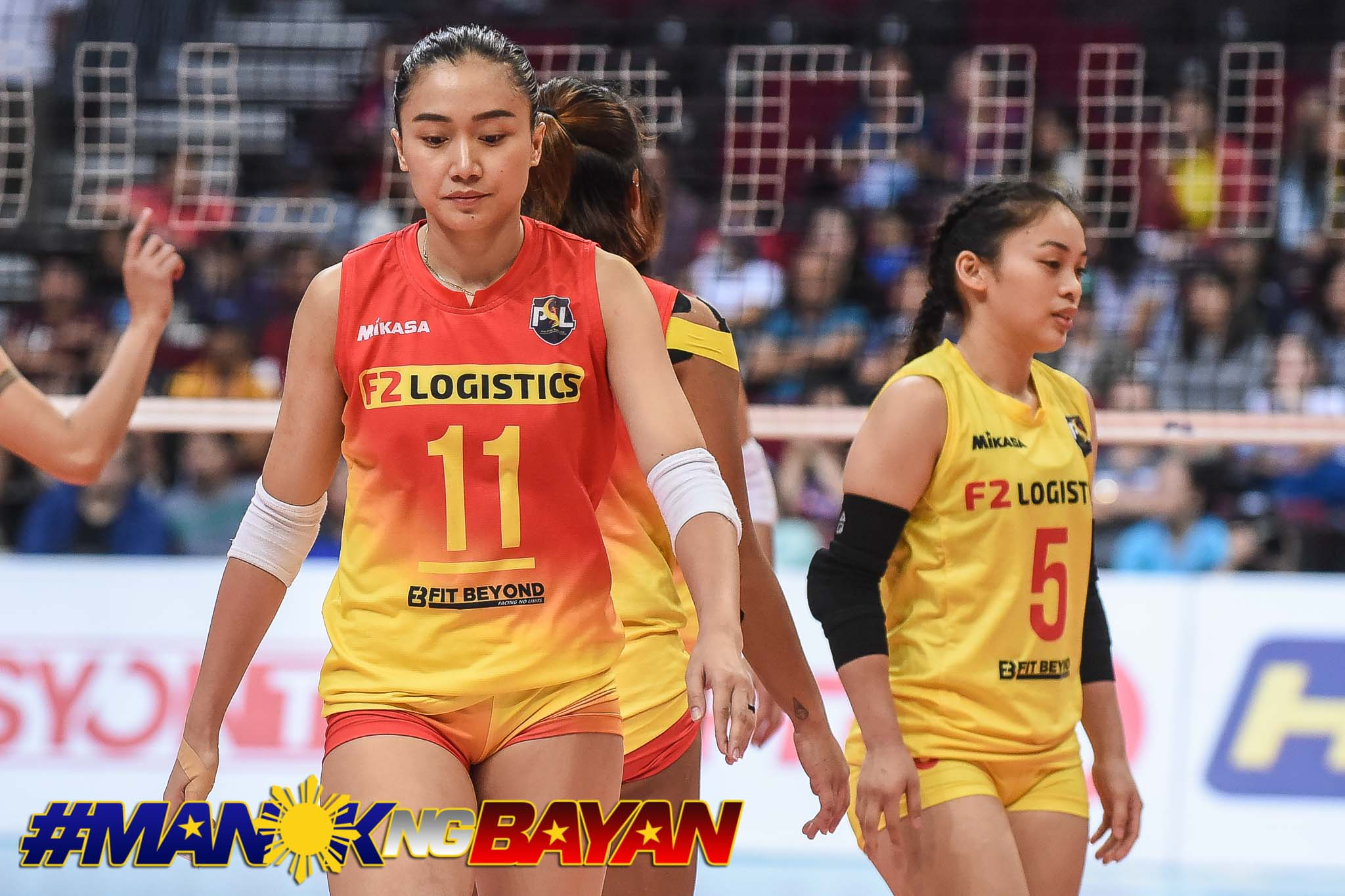 Tiebreaker Times Cha Cruz-Behag announces pregnancy News PSL Volleyball  F2 Logistics Cargo Movers Cha Cruz 2019 PSL Season 2019 PSL Grand Prix