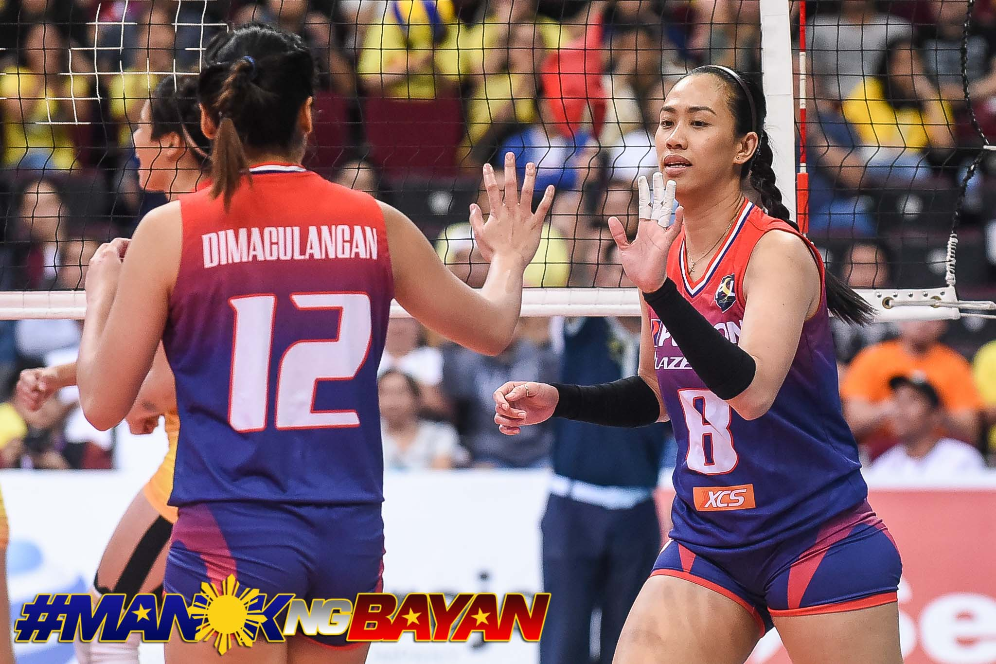 Tiebreaker Times On the precipice of history, Petron staying relaxed News PSL Volleyball  Shaq delos Santos Petron Blaze Spikers 2018 PSL Season 2018 PSL All Filipino Conference