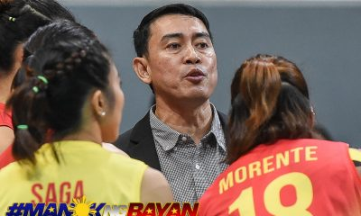Tiebreaker Times F2 Logistics needs to get over mental struggles, urges Ramil De Jesus News PSL Volleyball  Ramil De Jesus F2 Logistics Cargo Movers 2018 PSL Season 2018 PSL All Filipino Conference
