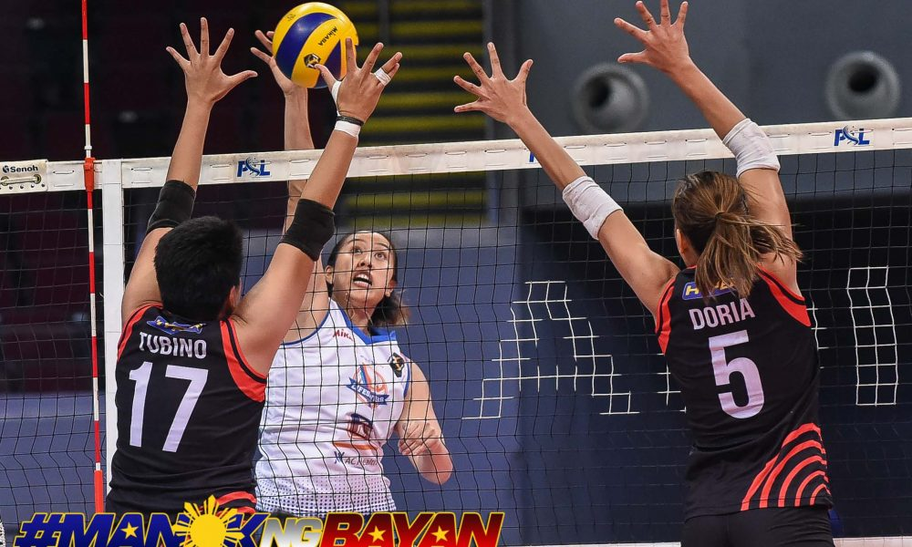 PSL Hd: Generika-Ayala Soars To Best Finish, Grabs Bronze From