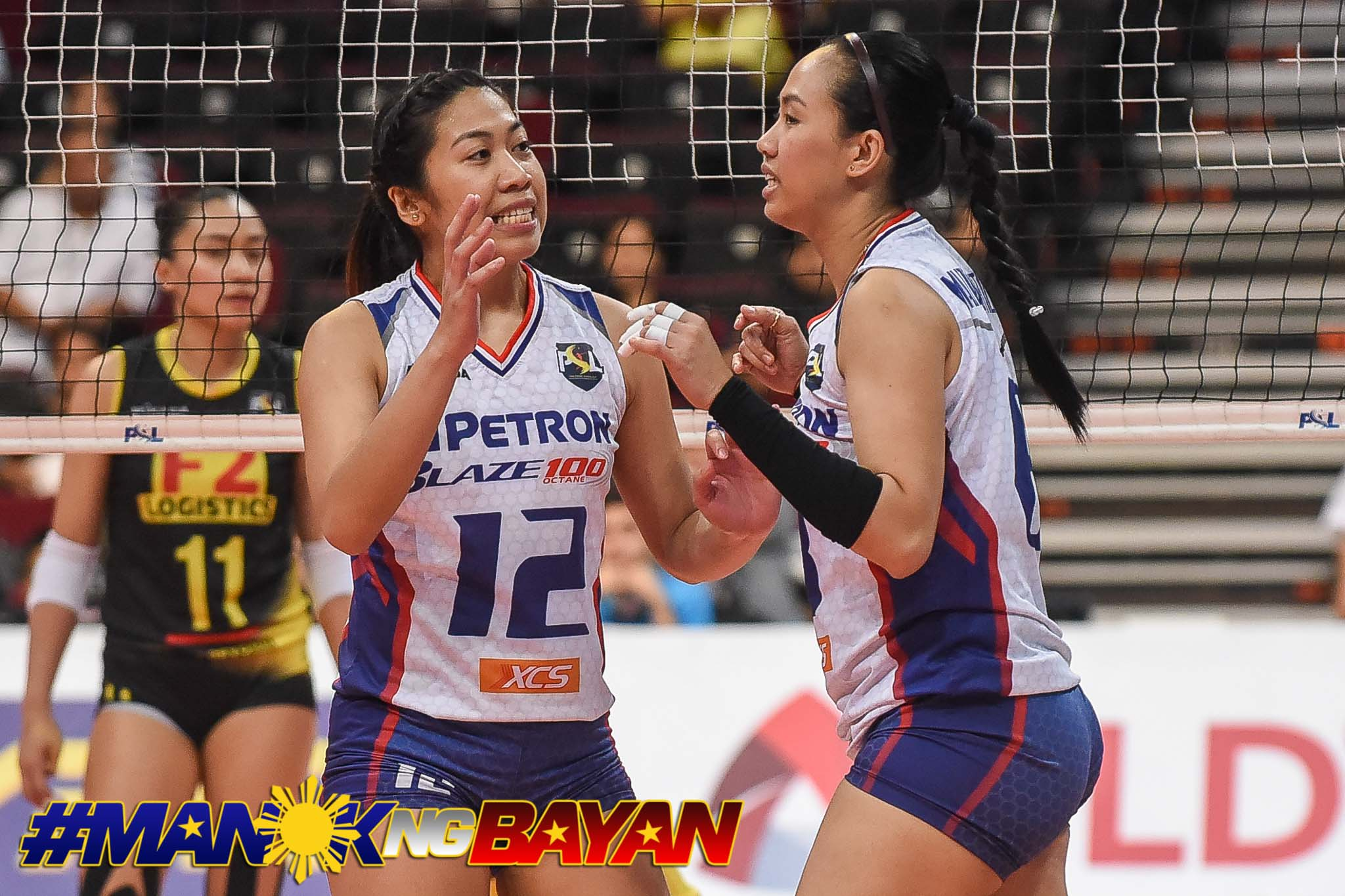 Tiebreaker Times Nothing for Petron to do but stay positive, says Shaq Delos Santos News PSL Volleyball  Shaq delos Santos Petron Blaze Spikers 2018 PSL Season 2018 PSL All Filipino Conference