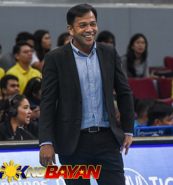 Tiebreaker Times Shaq Delos Santos to serve as Barroga's deputy in Cignal News PSL Volleyball  Shaq delos Santos Cignal HD Spikers 2020 PSL Season