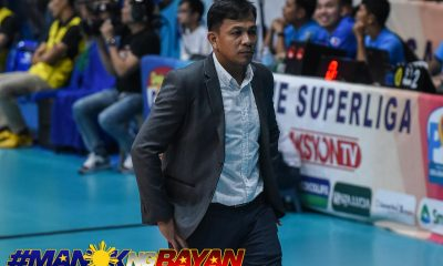 Tiebreaker Times Delos Santos looks to polish, hasten process for PWNVT in Super Cup News PSL Volleyball  Shaq delos Santos Philippine Women's National Volleyball Team 2019 PSL Super Cup 2019 PSL Season