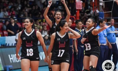 Tiebreaker Times UP Lady Maroons dedicate CGS title to late booster Dominic Sytin News PSL UP Volleyball  UP Women's Volleyball United Auctioneers-UP Lady Maroons Dominic Sytin 2018 PSL Season 2018 PSL Collegiate Grand Slam