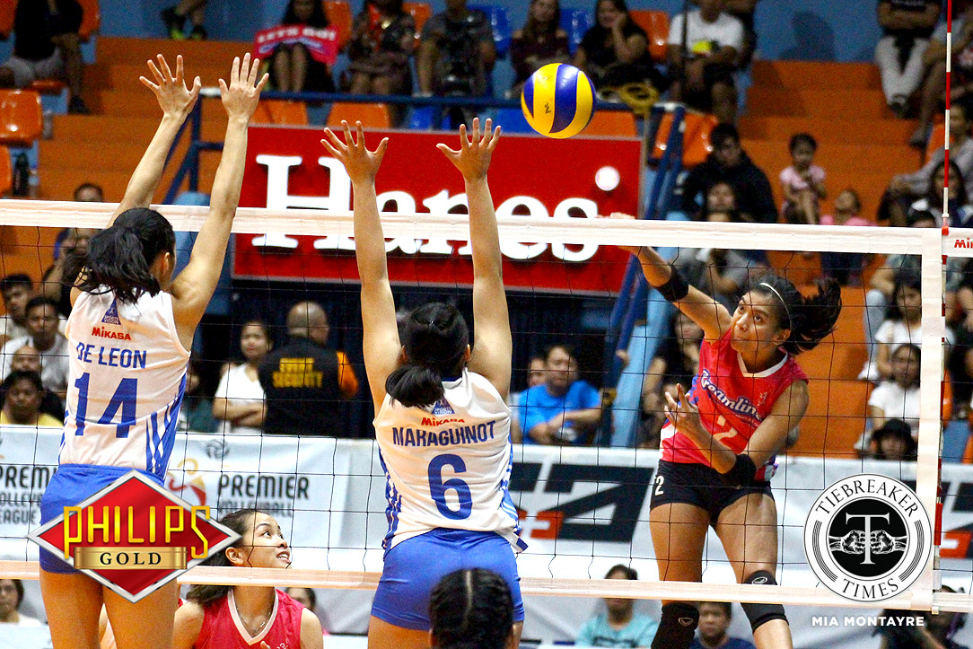 Tiebreaker Times Alyssa Valdez relishes chance to win championship in hometown News PVL Volleyball  Creamline Cool Smashers Alyssa Valdez 2018 PVL Season 2018 PVL Open Conference