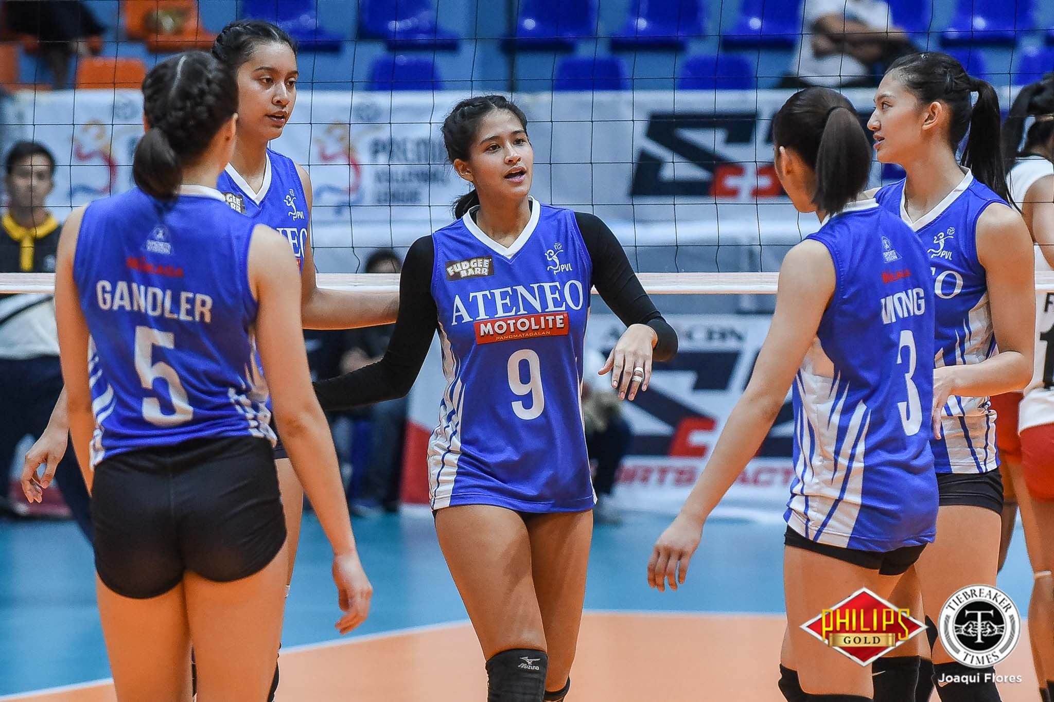 Tiebreaker Times Lady Eagles get ready to face Ateneo legends ADMU News PVL Volleyball  Oliver Almadro Maddie Madayag Bea De Leon Ateneo-Motolite Lady Eagles 2018 PVL Season 2018 PVL Open Conference