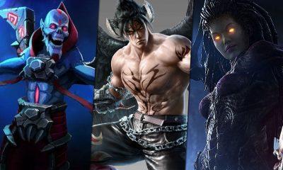 Tiebreaker Times DOTA 2, Starcraft 2, Tekken 7 confirmed for SEA Games 2019 SEA Games ESports News  Tekken 7 Starcraft II Mobile Legends: Bang Bang DOTA 2 Arena of Valor 2019 SEA Games - ESports