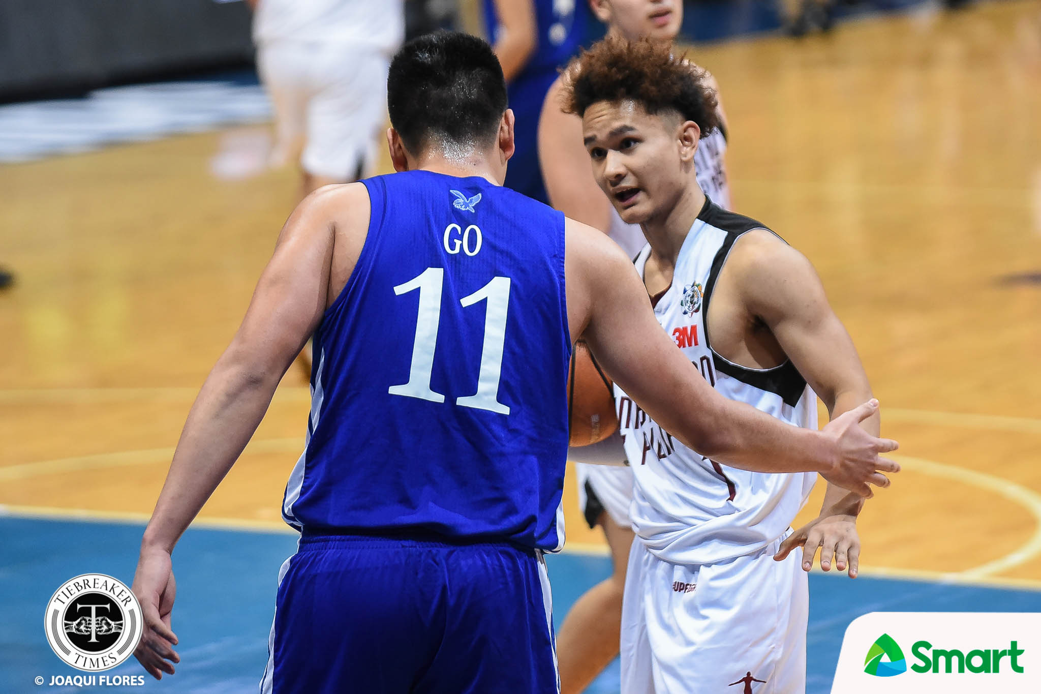 Tiebreaker Times No excuses for UP after Game 1 loss, says Juan Gomez de Liano Basketball News UAAP UP  UP Men's Basketball UAAP Season 81 Men's Basketball UAAP Season 81 Matt Nieto Juan Gomez De Liano