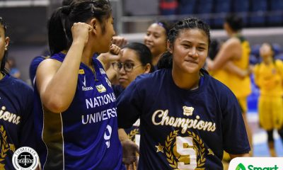 Tiebreaker Times Historic NU Lady Bulldogs to be honored during Chooks-to-Go Collegiate Awards ADMU AdU Basketball LPU NCAA News SBC UAAP  Sean Manganti NU Women's Basketball Javee Mocon CJ Perez Chooks-to-Go Angelo Kouame 2019 Collegiate Sports Awards