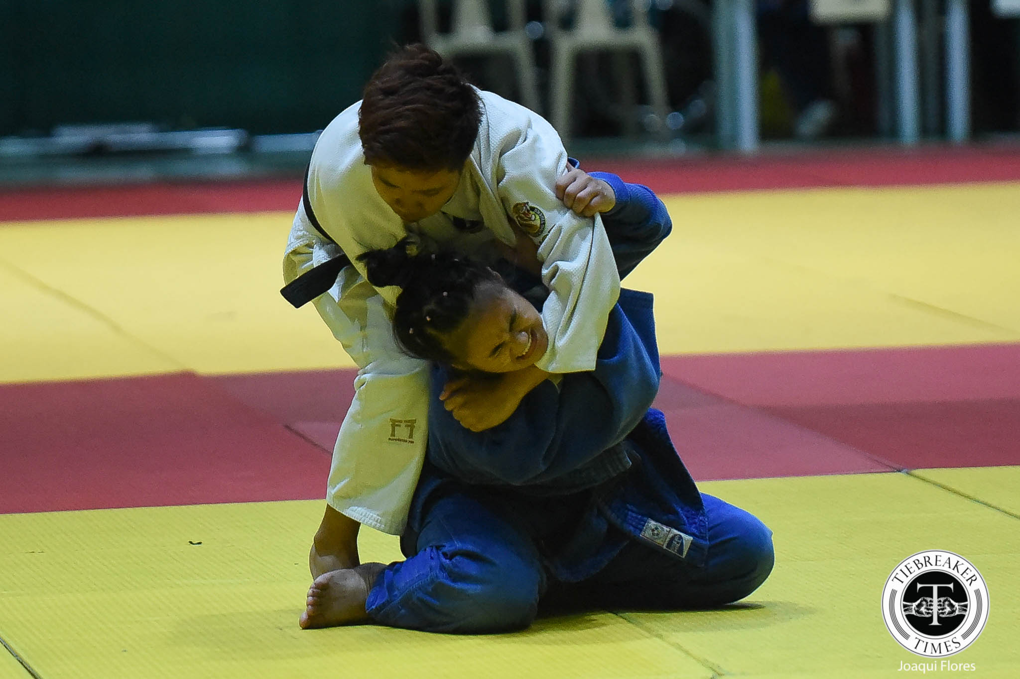 Tiebreaker Times Khrizzie Pabulayan captures 4th UAAP gold, leads UST to slim lead over UE ADMU DLSU Judo News UAAP UE UP UST  UST Women's Judo UP Women's Judo UE Women's Judo UAAP Season 81 Women's Judo UAAP Season 81 Shaira Batalla Khrizzie Pabulayan Jeanalane Lopez DLSU Women's Judo Charmea Quelino Ateneo Women's Judo