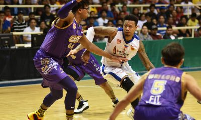 Tiebreaker Times Ray Parks' dilemma: To attend PBA Draft or be with Alab in Surabaya ABL Alab Pilipinas Basketball News PBA  PBA Season 44 Bobby Ray Parks Jr. 2018-19 ABL Season 2018 PBA Rookie Draft