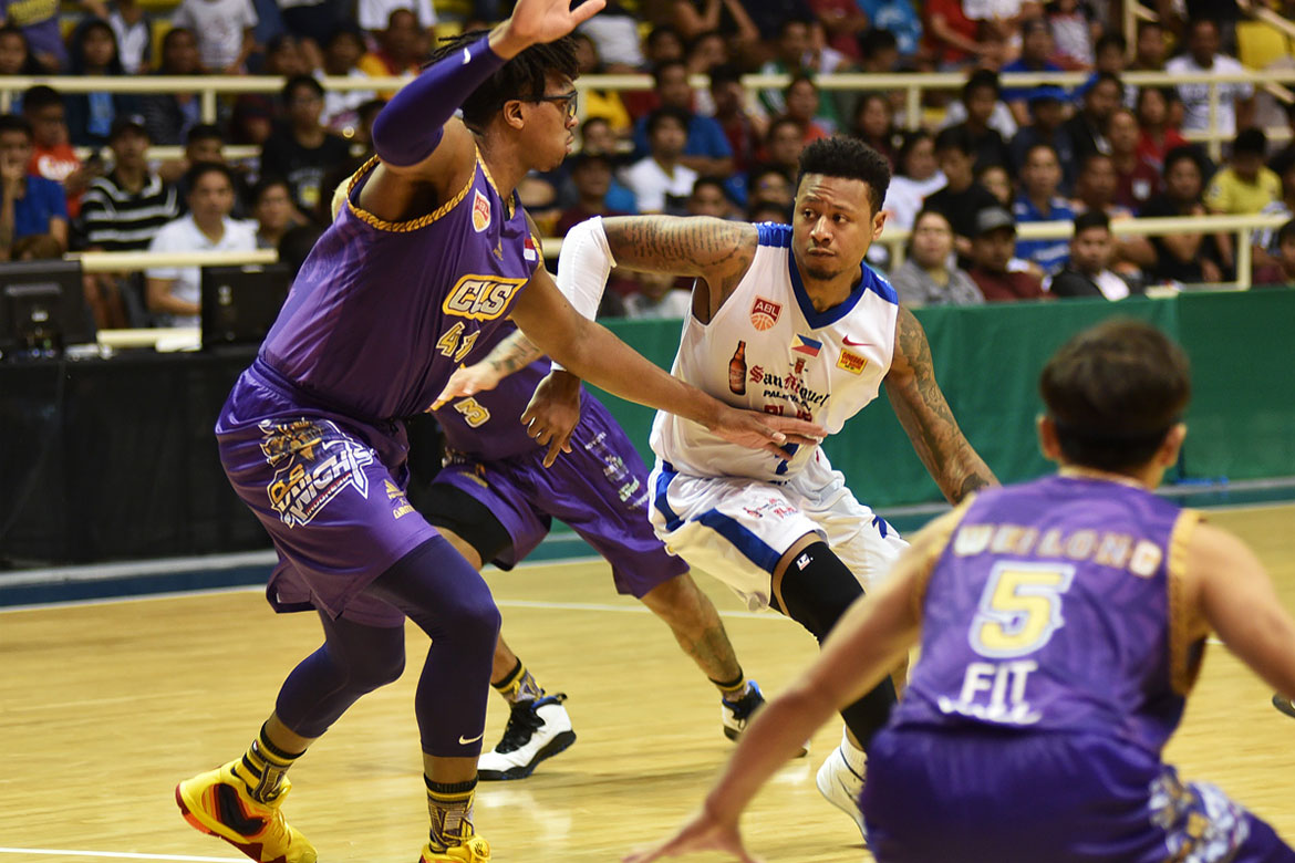 Tiebreaker Times Ray Parks' dilemma: To attend PBA Draft or be with Alab in Surabaya ABL Alab Pilipinas Basketball News PBA  PBA Season 44 Bobby Ray Parks Jr. 2018-19 ABL Season 2018 PBA Draft