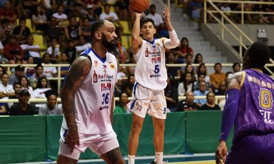 Tiebreaker Times Caelan Tiongson's debut reinforces Alapag's belief that he is Hatfield's second coming ABL Alab Pilipinas Basketball News  Jimmy Alapag Caelan Tiongson 2018-19 ABL Season
