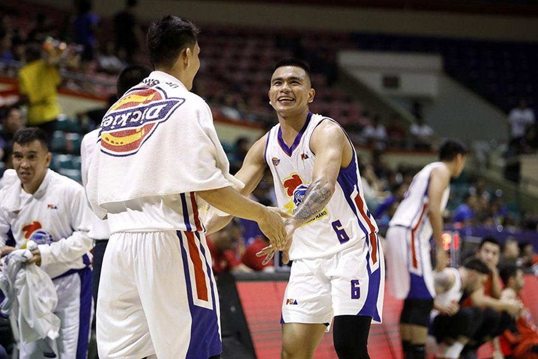 Tiebreaker Times Jio Jalalon's gamble pays off Basketball News PBA  PBA Season 43 Magnolia Hotshots Jio Jalalon 2018 PBA Governors Cup