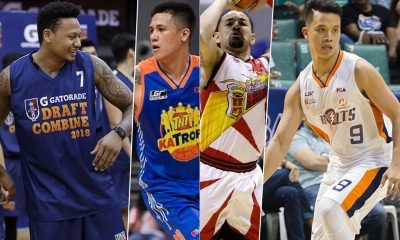 Tiebreaker Times SOURCES: Blackwater, TNT, Meralco to figure in three-team trade sending Parks to Bolts Basketball News PBA  TNT Katropa PBA Transactions PBA Season 44 Meralco Bolts Jericho Cruz Brian Heruela Bobby Ray Parks Jr. Blackwater Elite Baser Amer