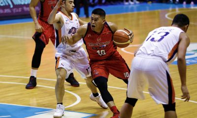 Tiebreaker Times Now in his third team in just a week, Nard Pinto eager to start fresh with Meralco Basketball News PBA  PBA Season 44 Meralco Bolts John Pinto 2019 PBA Governors Cup