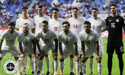 Tiebreaker Times Philippine Azkals suffer narrow loss to South Korea in Asian Cup debut Football News Philippine Azkals  Sven-Goran Eriksson South Korea (Football) Paulo Bento Michael Falkesgaard Hwang Uijo 2019 AFC Asian Cup