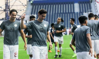 Tiebreaker Times Phil Younghusband not dwelling on being a sub: 'Hopefully, I'll get more game time' Football News Philippine Azkals  Sven-Goran Eriksson South Korea (Basketball) Phil Younghusband 2019 AFC Asian Cup
