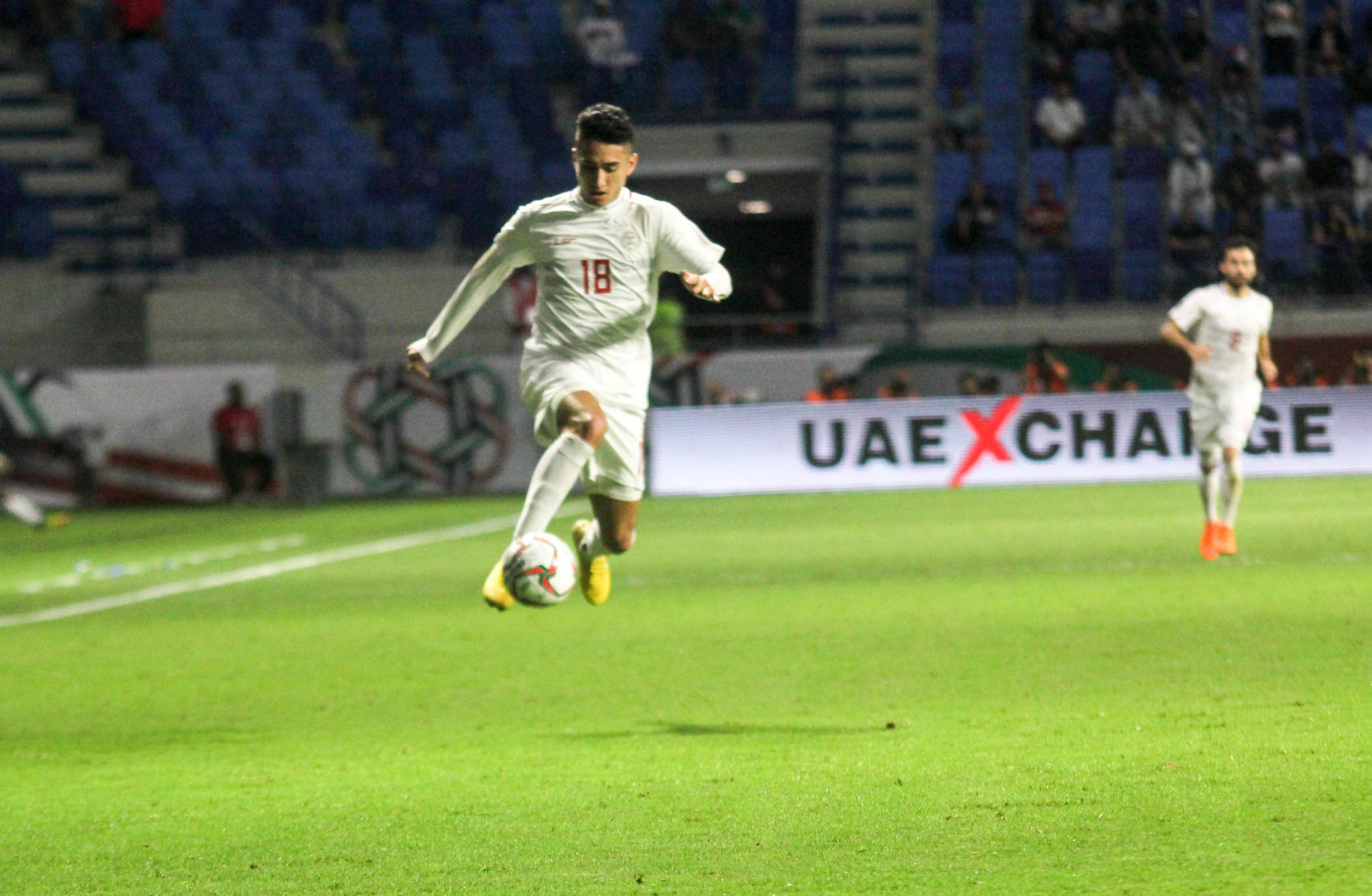 Tiebreaker Times Fueled by narrow loss to South Korea, Azkals seek to bounce back against China Football News Philippine Azkals  Patrick Reichelt Manny Ott Kevin Ingreso 2019 AFC Asian Cup
