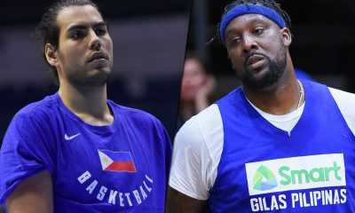 Tiebreaker Times Christian Standhardinger non-committal for 6th window, glad Andray Blatche is back 2019 FIBA World Cup Qualifiers Basketball Gilas Pilipinas News  Gilas Elite Christian Standhardinger 2019 FIBA World Cup Qualifiers