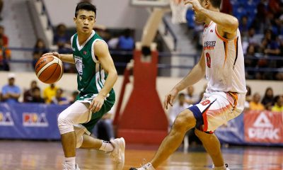 Tiebreaker Times JP Calvo not pressured to keep pace with CJ Perez Basketball News PBA  PBA Season 44 JP Calvo Columbian Dyip 2019 PBA Philippine Cup