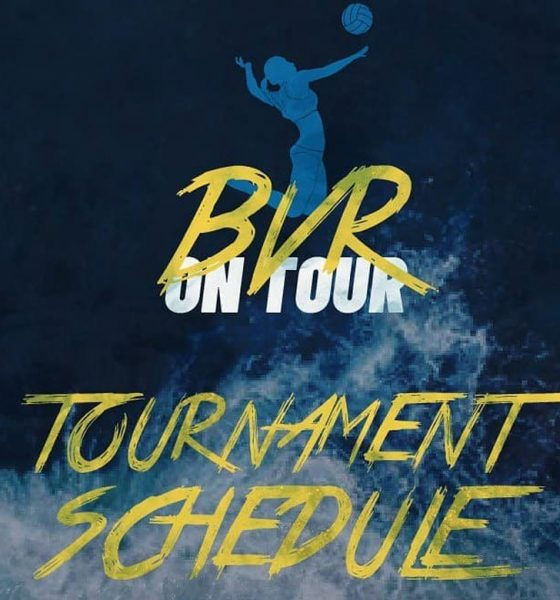 Tiebreaker Times 2019 BVR season to have 8 legs Beach Volleyball BVR News  2019 BVR Season