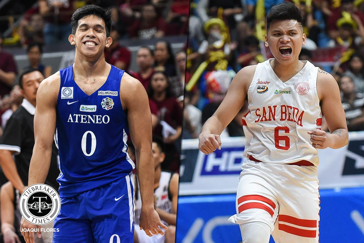 release date c905e 37adc Ateneo, San Beda headline record 20-team PBA D-League field ...