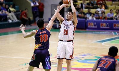 Tiebreaker Times Though filling Erram's shoes is tough, Chris Javier embraces challenge Basketball News PBA  PBA Season 44 Chris Javier Blackwater Elite 2019 PBA Philippine Cup